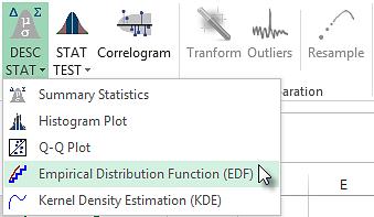 EDF Toolbar